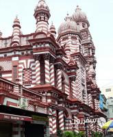 مسجد قرمز Red Mosque