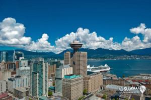 سکوی بازدید ونکوور