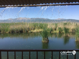 دریاچه زریوار (زریبار) مریوان