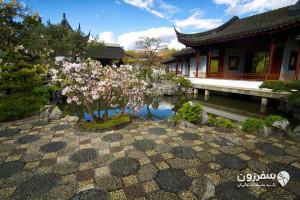 باغ کلاسیک چینی
