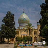آرامگاه علی بن حمزه