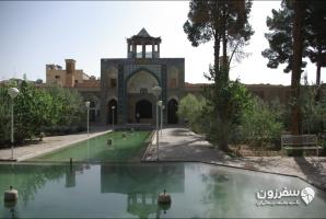 مسجد مدرسه سلطانی