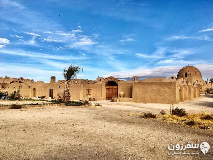 روستای حلوان