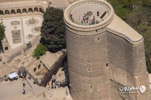 قلعه دختر باکو(قیز قالاسی)