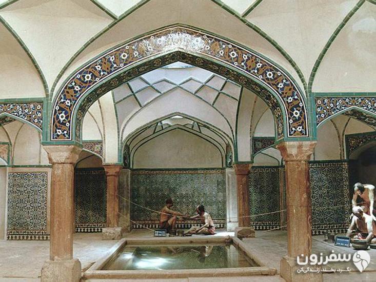 حمام گنجعلی خان