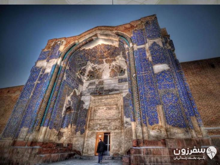 موزه و مسجد کبود
