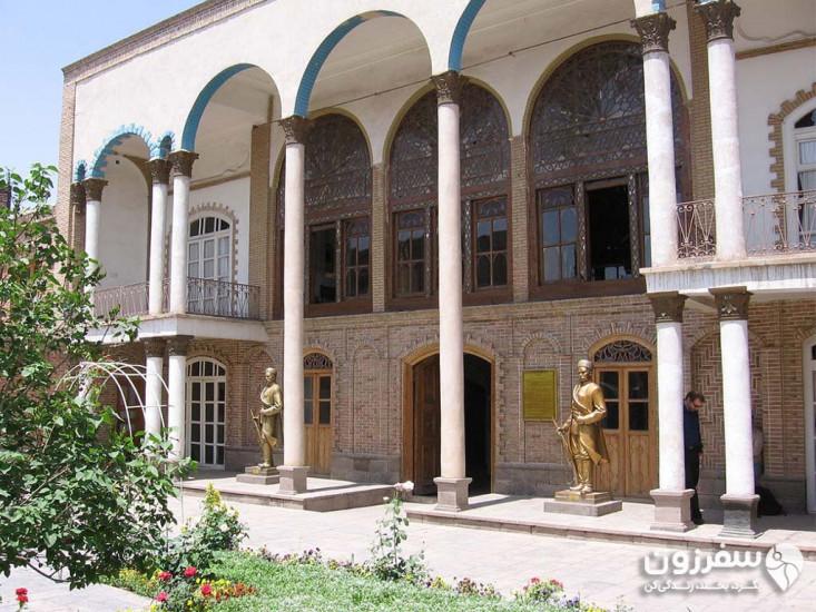 موزه خانه مشروطه