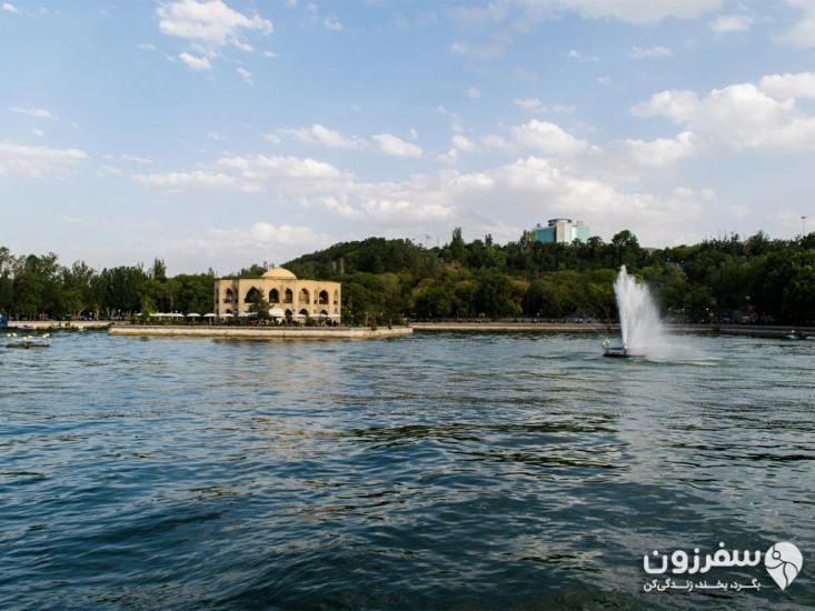 دریاچه ائل گلی (شاهگلی)