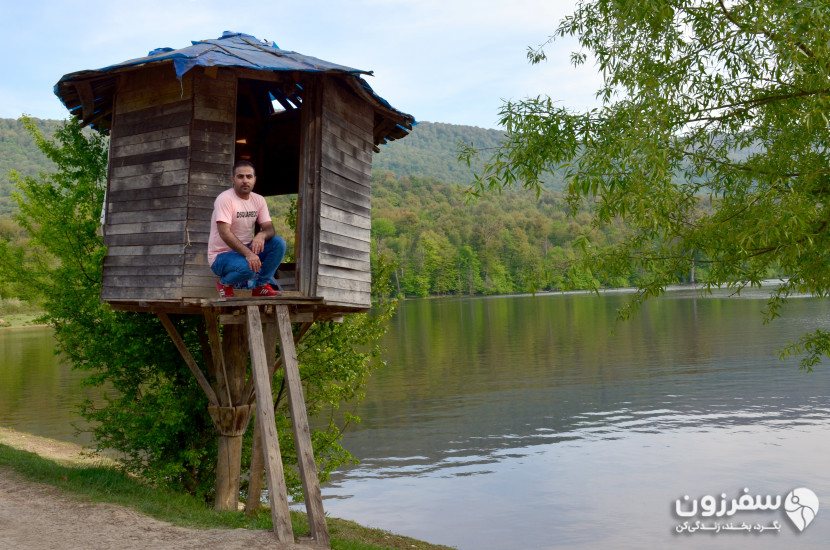 دریاچه الندان
