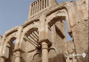 قلعه نصوری بندر طاهری (بندر سیراف باستانی)