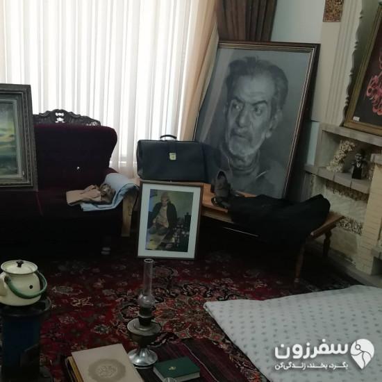خانه و موزه ادبی استاد شهریار