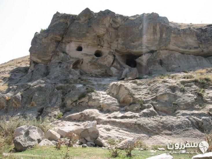 دهکده سنگی ویند کلخوران