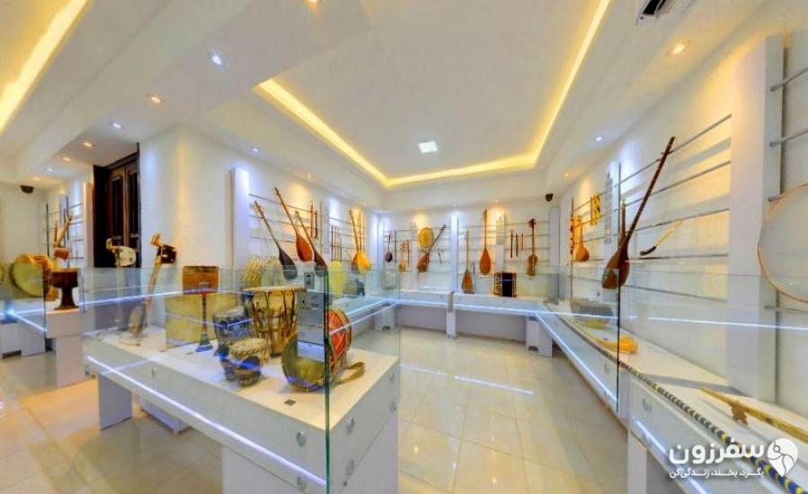 موزه موسیقی، اصفهان