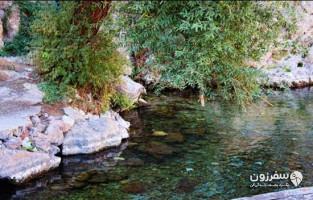 چشمه آب معدنی خمده
