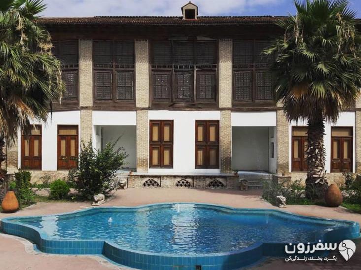 موزه و عمارت کلبادی