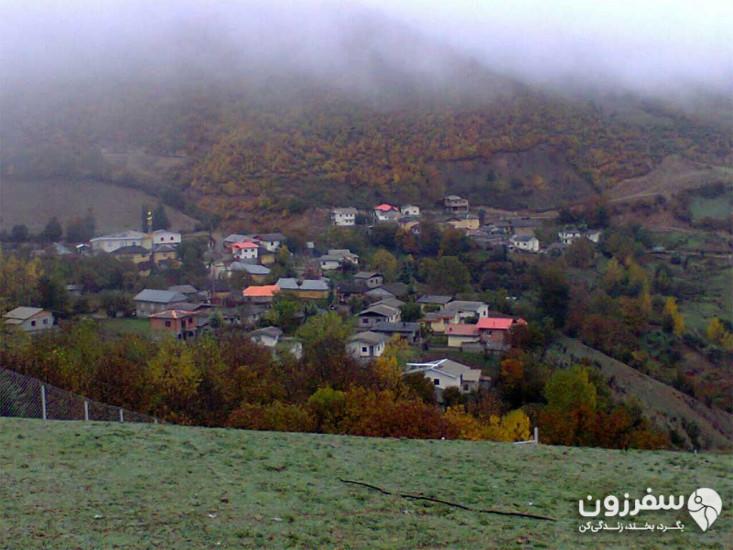 روستای کندلوس