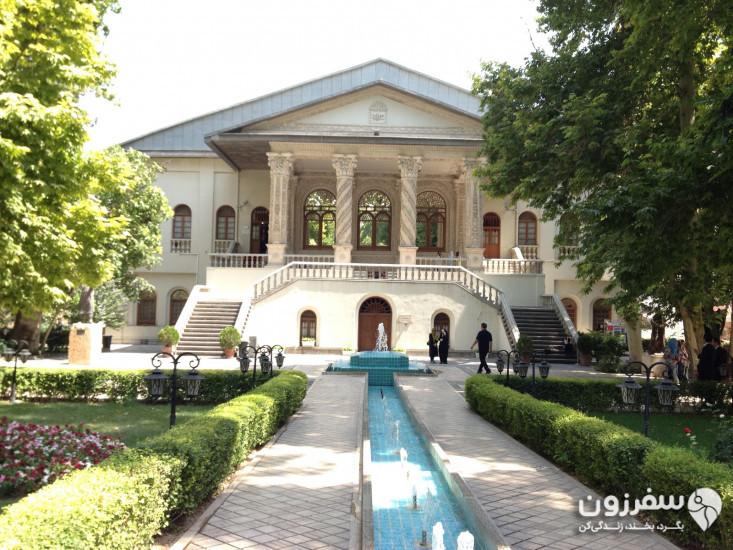 موزه سینمای ایران ( باغ فردوس )