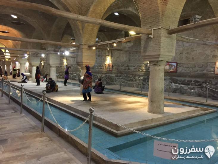رختشویخانه و موزه مردم شناسی