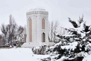 مقبره حسین جاوید
