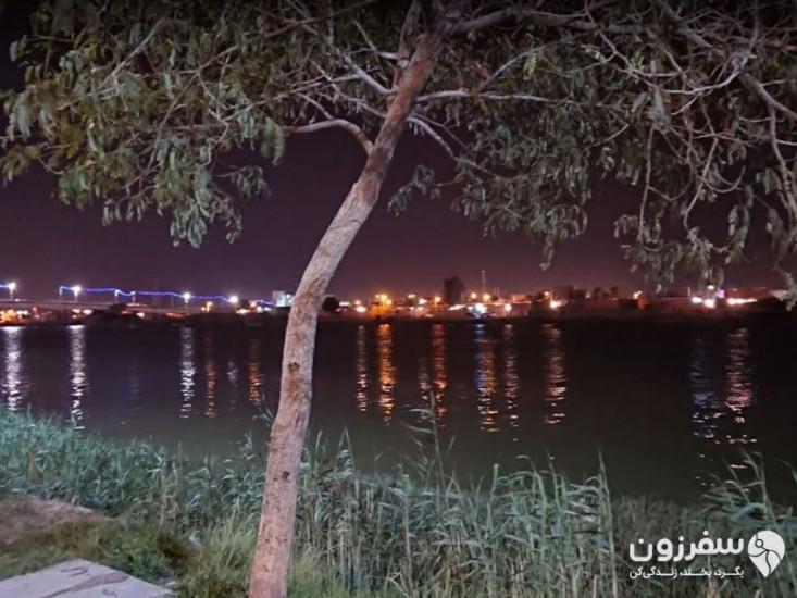 پارک ساحلی بهمنشیر