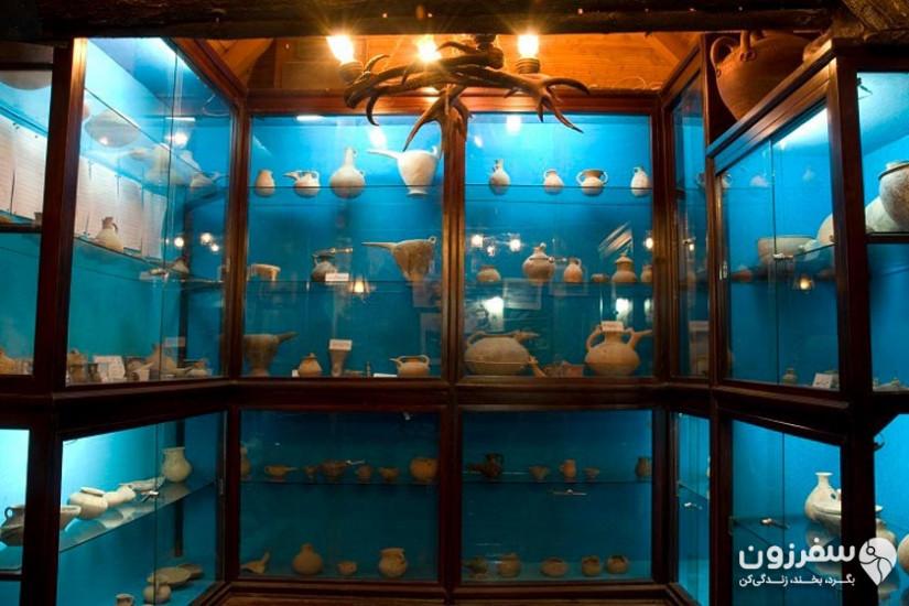 موزه مردم شناسی کندلوس