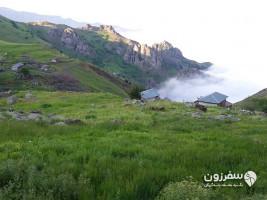 منطقهی ییلاقی و غار سوباتان