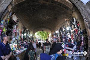 بازار عباس قلی خان