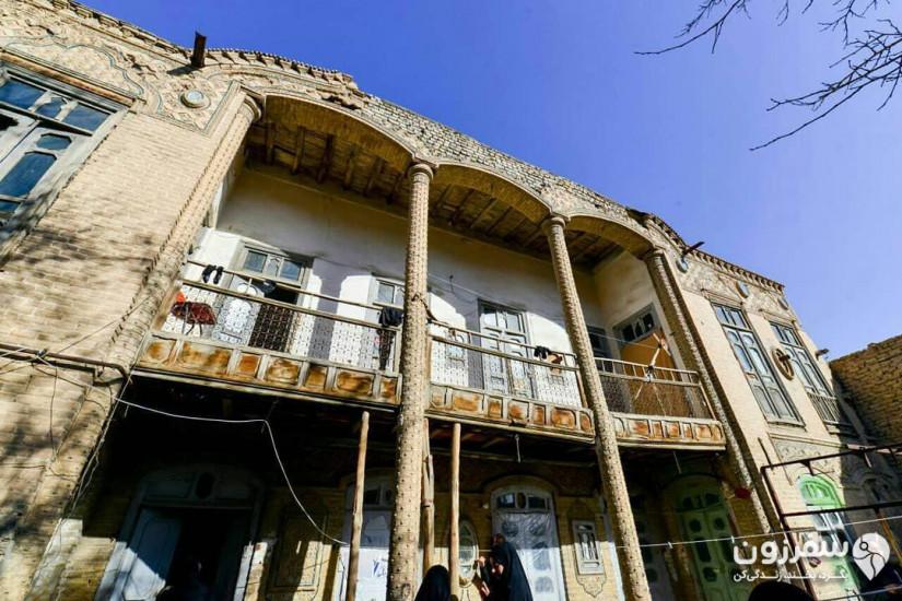 خانه موسوی مشهد