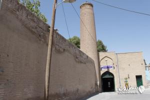 مسجد و تکیه قدیمی ششناو
