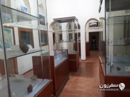 موزه پارینه سنگی و کتابت