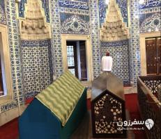 مقبره سلطان احمد