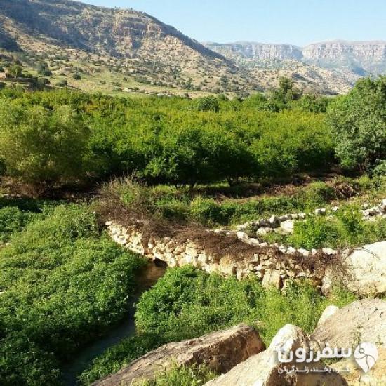 روستای منگره
