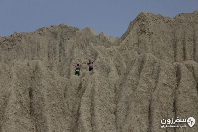 کوههای مینیاتوری یا مریخی