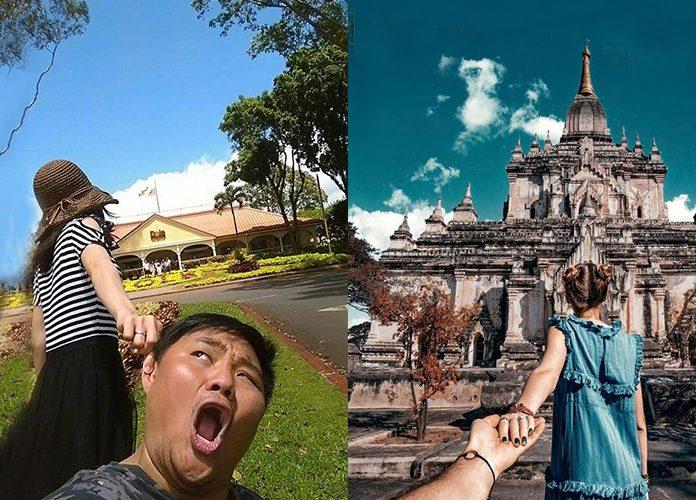 عکسهای خندهدار زوج تایوانی
