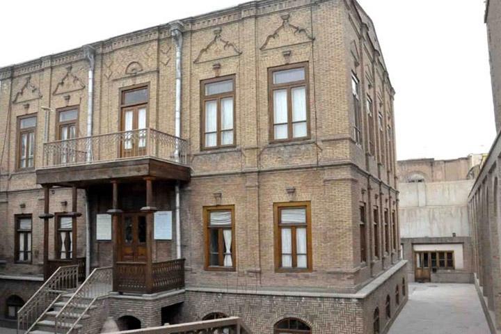خانه ثقهالاسلام شهید تبریز