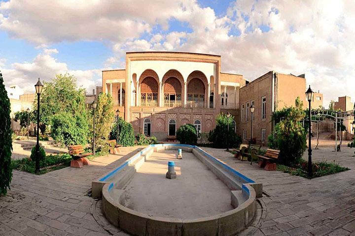 دانشکده معماری تبریز