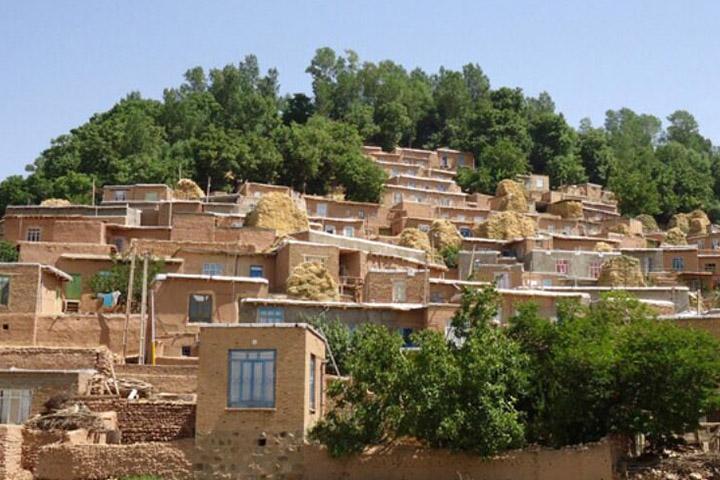 روستای زنوزق | از جاهای دیدنی تبریز