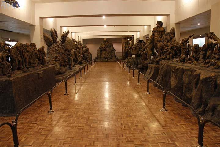 موزهی آذربایجان | از جاهای دیدنی تبریز