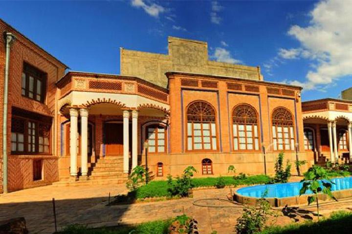 موزه سنجش _ خانه سلماسی