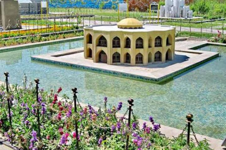 پارک مینیاتور | جاهای دیدنی تبریز