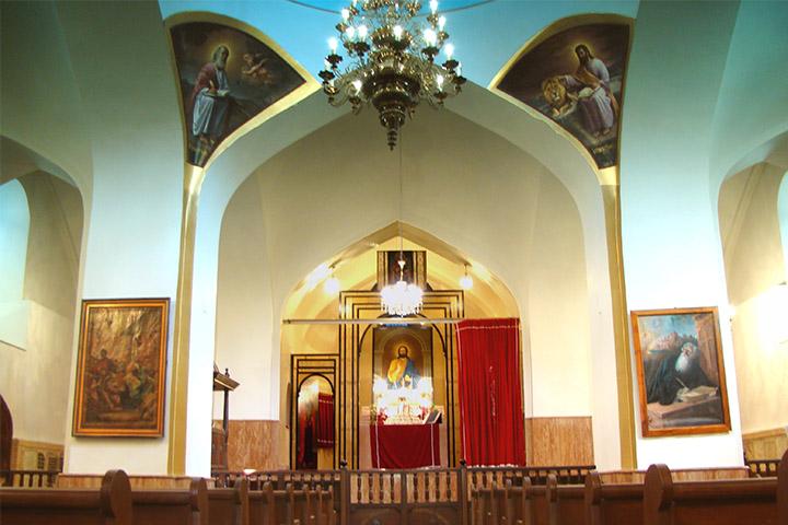 کلیسای سنت ماری