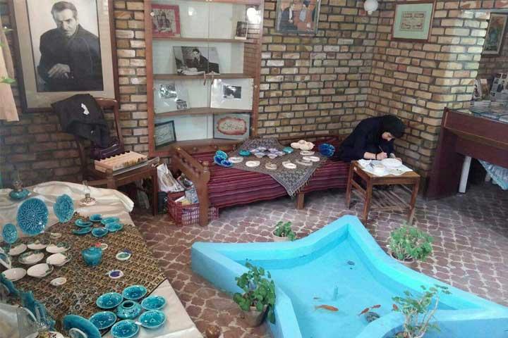 خانهی شهریار (موزهی استاد شهریار) | جاهای دیدنی تبریز