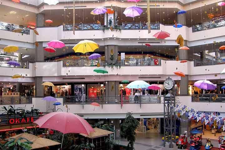 اویولیوم| از بهترین مراکز خرید استانبول