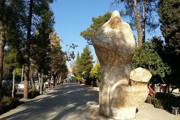 باغ ملی شیراز بهترین جاهای دیدنی شیراز