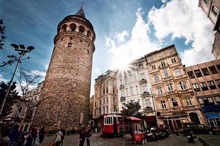 مکانهای دیدنی استانبول