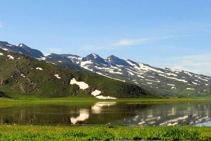 دریاچهی نئور | از جاهای دیدنی اردبیل