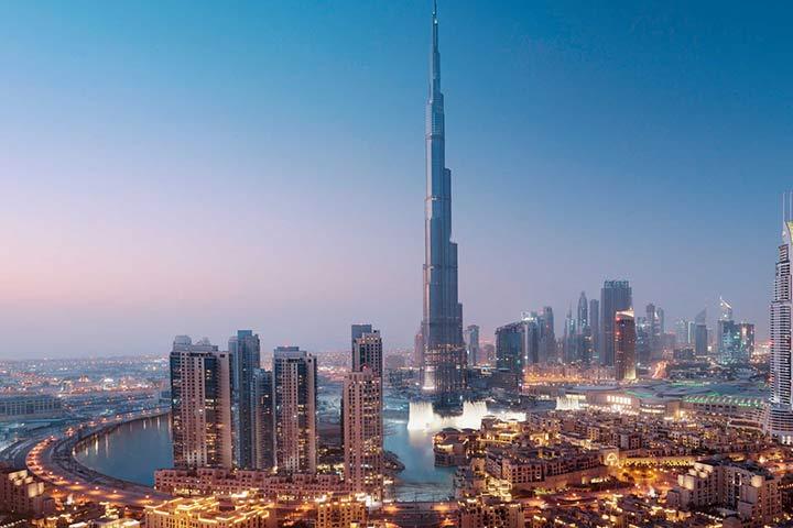 تفریحات دبی ؛ ۱۰ تفریح مجانی شبهای خاورمیانه