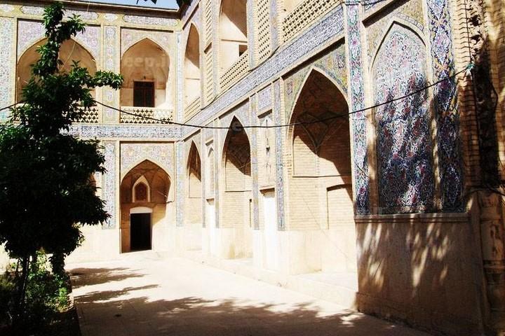 جاهای دیدنی شیراز کجاست