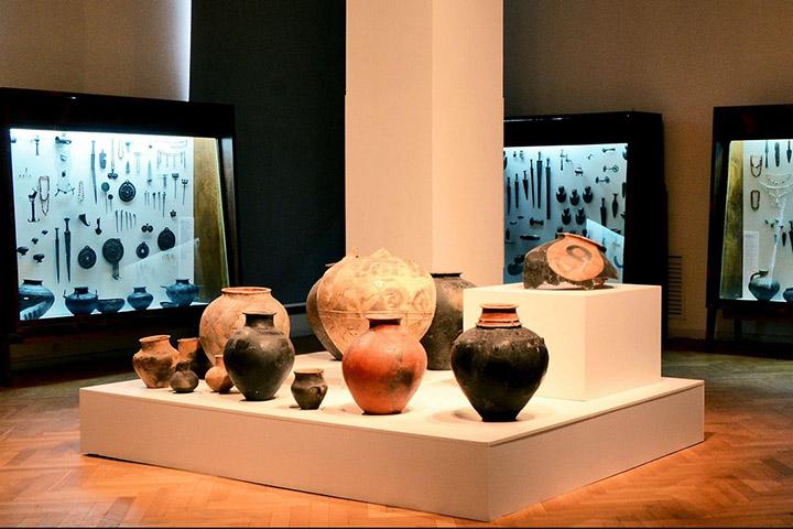 موزه سیمون جاناشیا تفلیس | جاهای دیدنی تفلیس