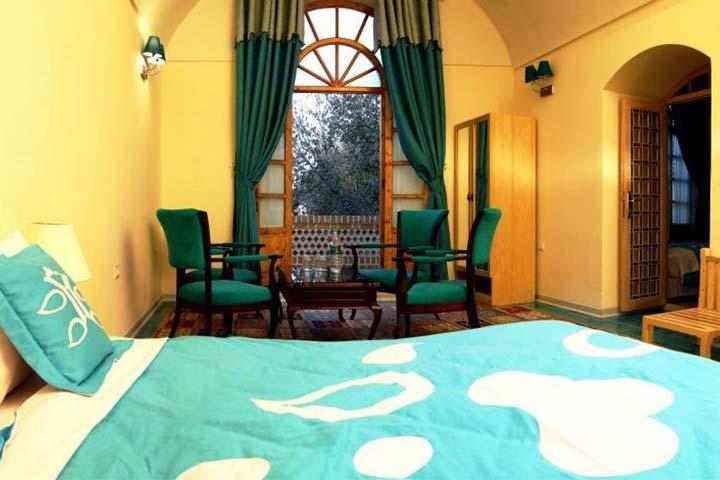 هتل داد | بهترین هتلهای یزد